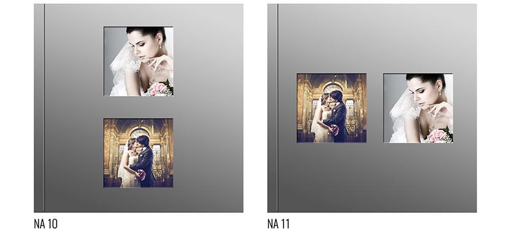 dwie nowe propozycje okładek fotoksiążek